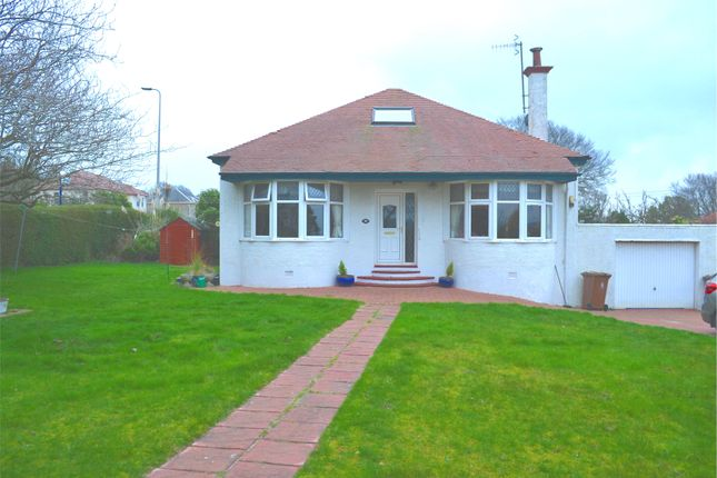 Thumbnail Detached bungalow for sale in 1 Summerlea Road, Seamill, West Kilbride