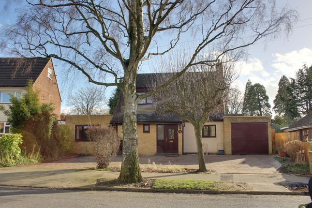 Thumbnail Detached house for sale in Staple Hall Road, Bletchley, Milton Keynes