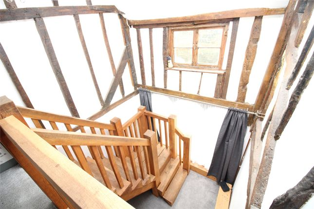 Stair Case of Church Street, Cliffe, Rochester, Kent ME3