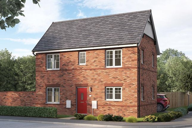 """Thumbnail 3 bedroom property for sale in """"The Kingsbridge"""" at William Nadin Way, Swadlincote"""