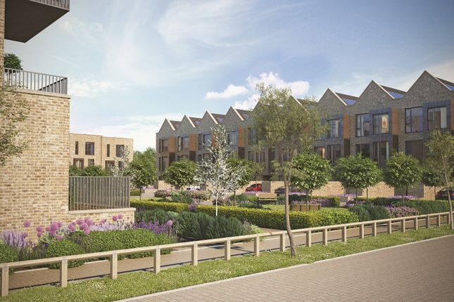 Thumbnail Town house for sale in Exeter Place, Sydenham, London