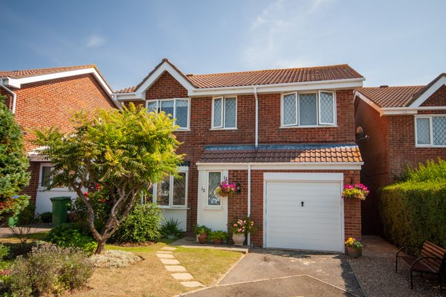 Thumbnail Detached house for sale in Chatsworth Avenue, Peacehaven, East Sussex