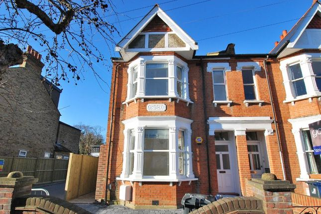 Thumbnail Semi-detached house for sale in Grove Avenue, Hanwell, London