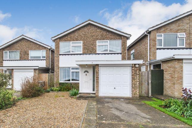 Thumbnail Detached house for sale in Wychford Drive, Sawbridgeworth, Hertfordshire