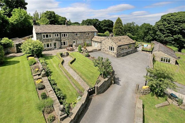 Thumbnail Property for sale in Stockgate Farm, Burley Woodhead, Ilkley, West Yorkshire