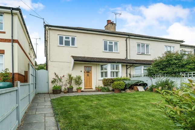 Thumbnail Semi-detached house for sale in Dell Road, Northchurch, Berkhamsted