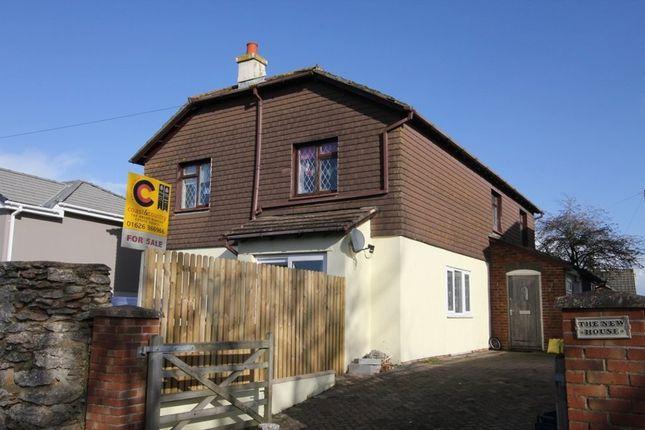Thumbnail Detached house for sale in Biltor Road, Ipplepen, Newton Abbot
