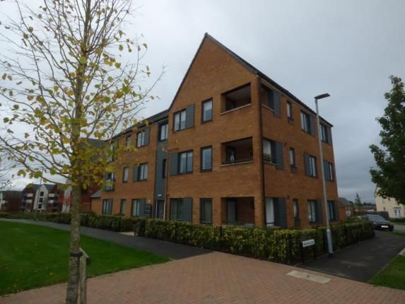 Thumbnail 2 bed flat for sale in Vespasian Road, Fairfields, Milton Keynes, Bucks