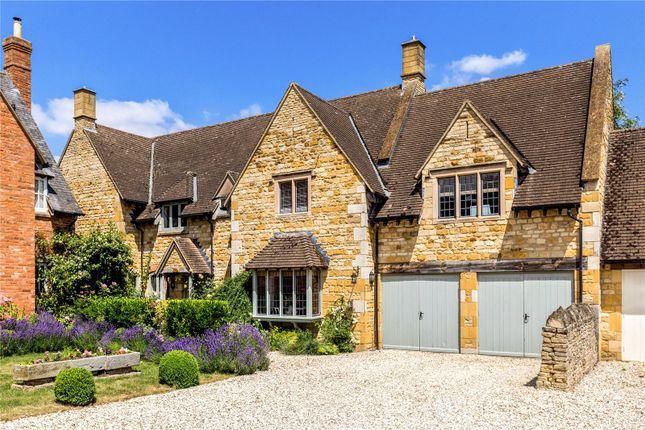 Thumbnail Detached house for sale in Feldon View, Chapel Lane, Newbold On Stour, Stratford-Upon-Avon