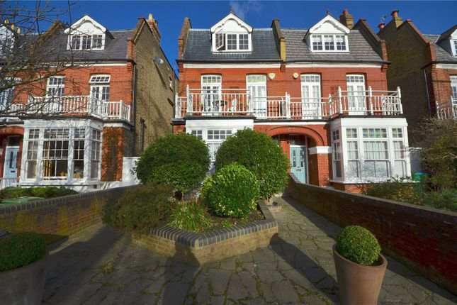 Thumbnail Flat for sale in Lawn Crescent, Kew, Surrey