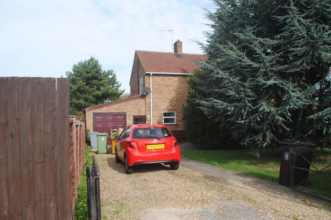Thumbnail Semi-detached house to rent in Ancaster Road, Bourne