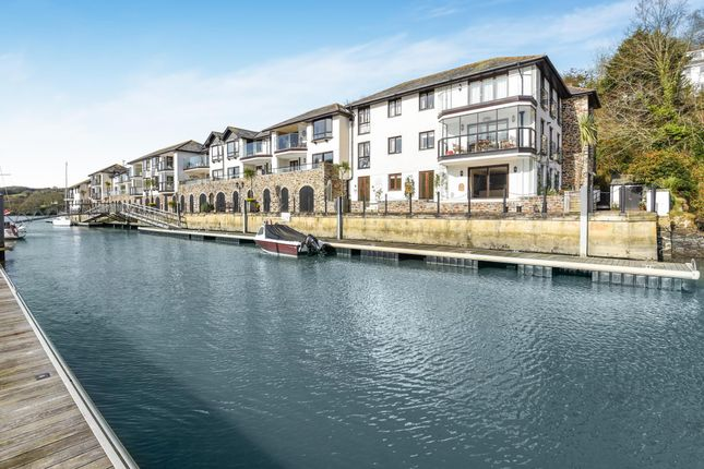 Thumbnail Flat for sale in Victoria Quay, Malpas, Truro, Cornwall