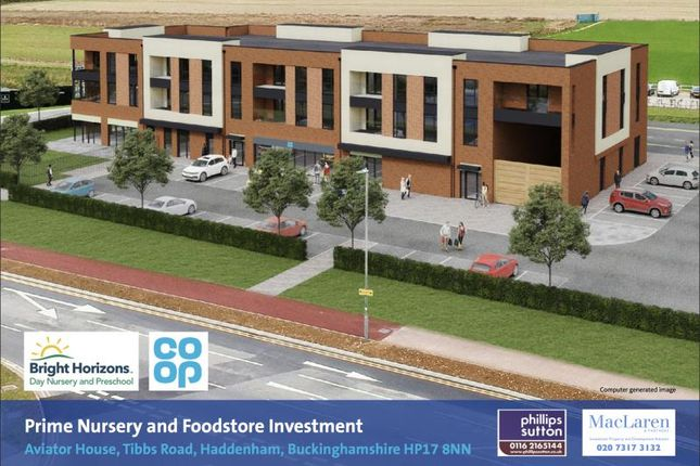 Thumbnail Retail premises for sale in Unit, Haddenham, Aviator House, Tibbs Road, Haddenham