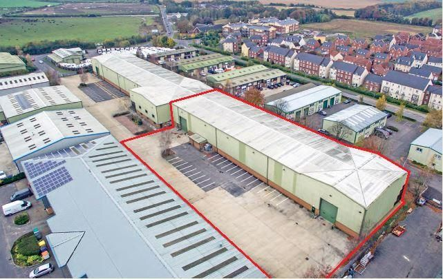 Thumbnail Light industrial for sale in Unit 1C, Castlegate Business Park, Salisbury, Wiltshire
