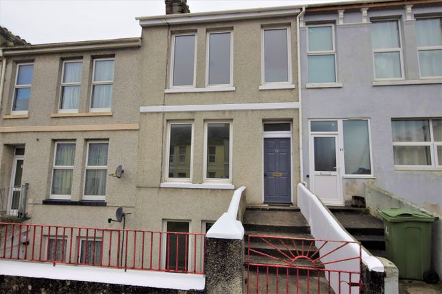 Thumbnail Terraced house for sale in Ivydale Road, Mutley, Plymouth