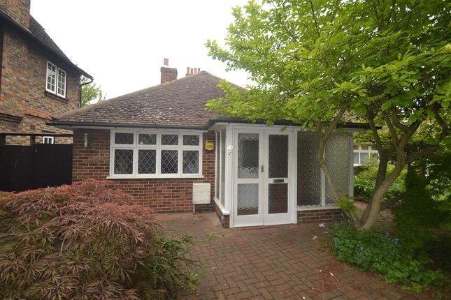 Thumbnail Bungalow to rent in Wilton Crescent, London