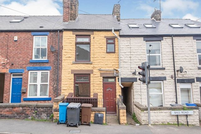3 bed terraced house to rent in Ball Road, Sheffield S6