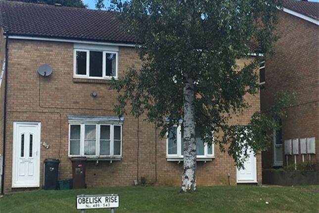 2 bed flat to rent in Obelisk Rise, Kingsthorpe, Northampton