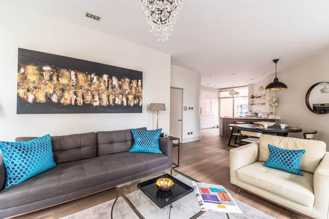 Thumbnail Duplex to rent in Shad Thames, London