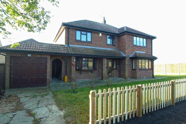 Thumbnail Detached house for sale in Jotmans Lane, Benfleet