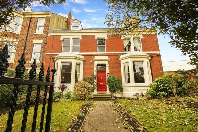 Thumbnail Semi-detached house for sale in St Albans Place, Tynemouth, Tyne And Wear