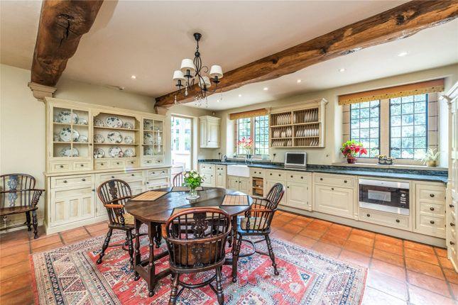 Kitchen of Waddington, Clitheroe, Lancashire BB7