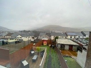 Garden And Views of King Street, Gelli CF41