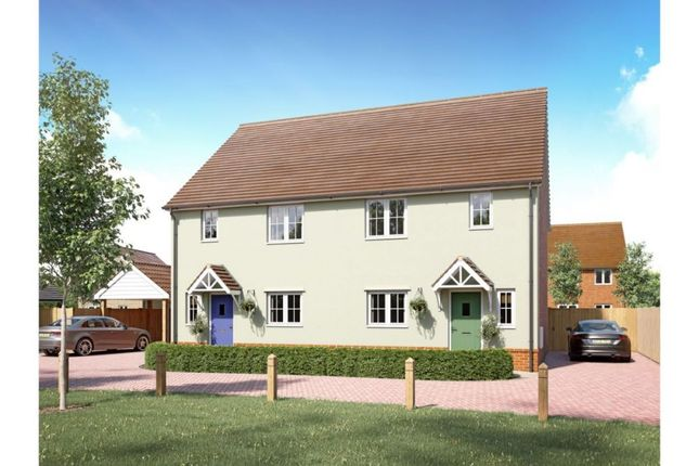 "Thumbnail Property for sale in ""The Evesham"" at Wetherden Road, Elmswell, Bury St. Edmunds"