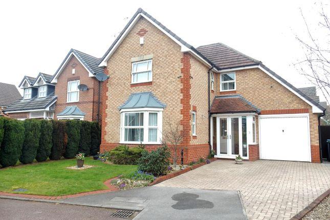 Thumbnail Detached house for sale in Shorelark Way, Gateford, Worksop