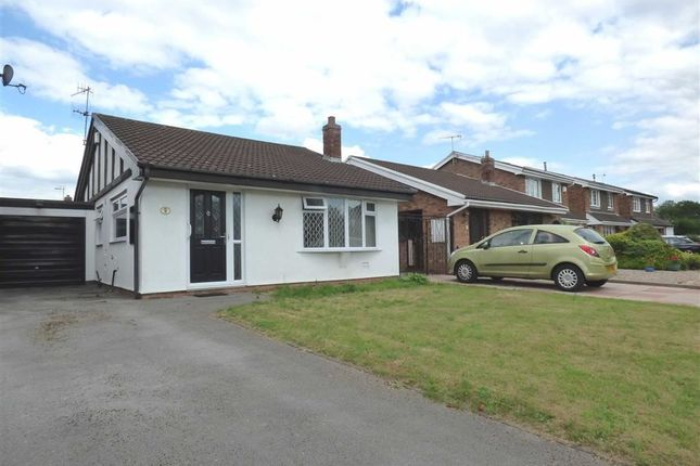 Thumbnail Detached bungalow for sale in Java Crescent, Trentham, Stoke-On-Trent