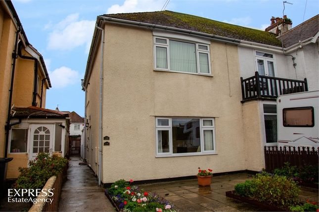 Thumbnail Flat for sale in Manor Road, Paignton, Devon