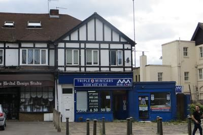 Thumbnail Commercial property for sale in Goodwood Parade, Upper Elmers End Road, Beckenham