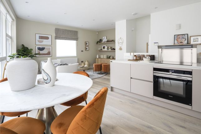 Thumbnail End terrace house for sale in Kiln Place, London