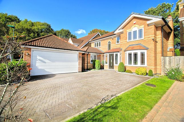 Thumbnail Detached house for sale in Rothwell Drive, Shirley, Solihull