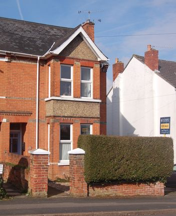 Thumbnail Semi-detached house for sale in St Michaels Road, Aldershot