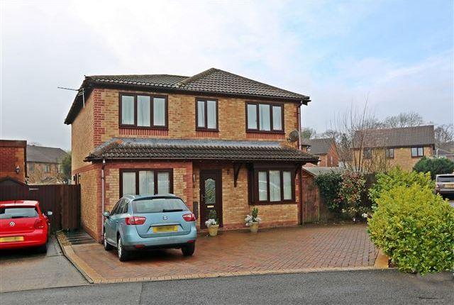 Thumbnail Detached house for sale in Alder Grove, 'chandlers Reach', Llantwit Fardre, Pontypridd
