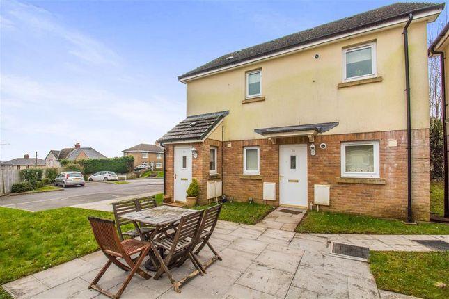 Thumbnail Flat to rent in Gelliwen Street, Penybryn, Hengoed