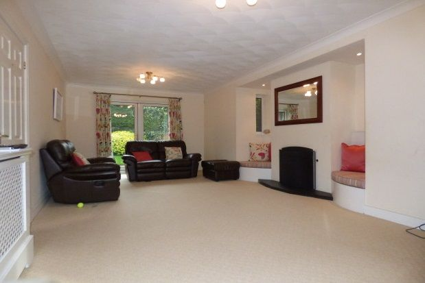 Thumbnail Detached house to rent in Somerset Park, Fulwood, Preston
