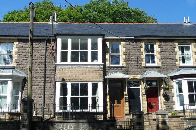 Thumbnail Terraced house for sale in Cwmavon Road, Blaenavon, Pontypool