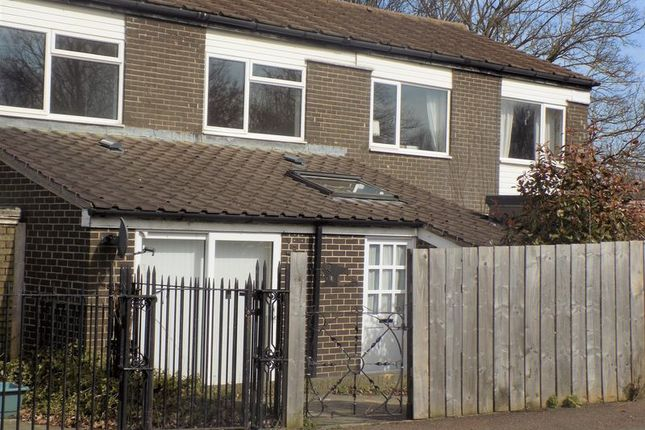 Thumbnail Terraced house to rent in Elmfield Place, Newton Aycliffe