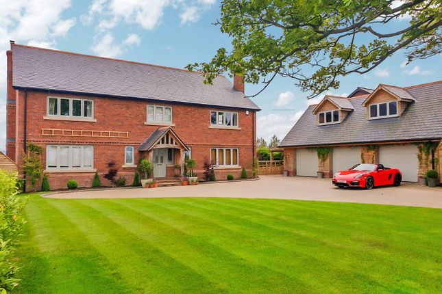 Thumbnail Detached house for sale in Carlisle, Cumbria