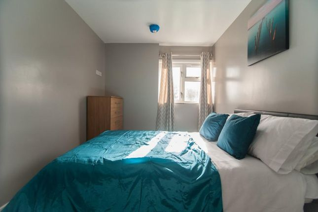 Thumbnail Flat to rent in Anderson Road, Stevenage