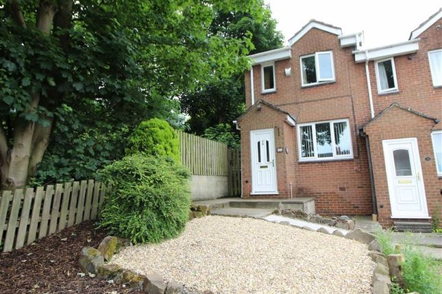 2 bed end terrace house for sale in Mill Lane, Belper