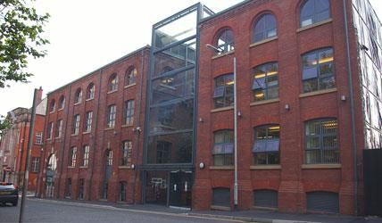 Office to let in Merchant's Place, River Street, Bolton, Lancashire