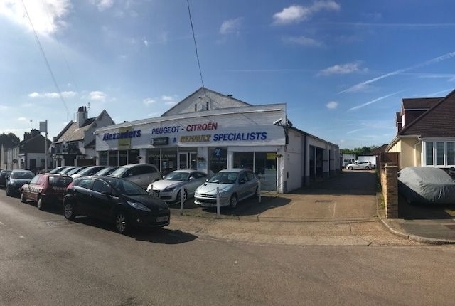 Thumbnail Industrial for sale in Kneller Road, Twickenham