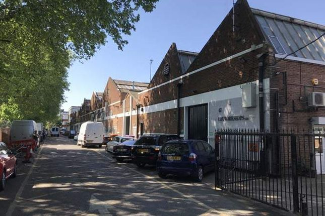 Thumbnail Warehouse to let in Mill Mead Road, Tottenham