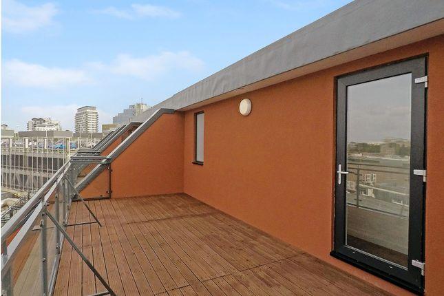 Thumbnail Flat to rent in Wote Street, Basingstoke