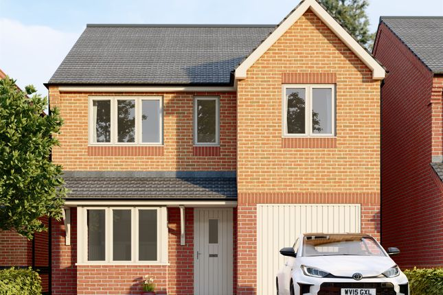 4 bed detached house for sale in Priory Way, Butterley, Ripley DE5