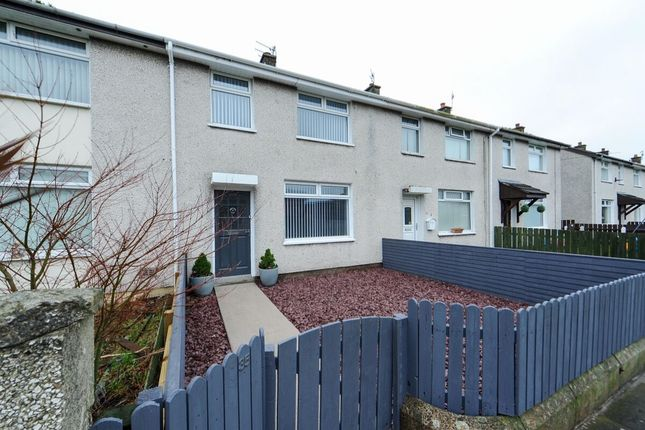 Thumbnail Terraced house for sale in Bristol Park, Newtownards