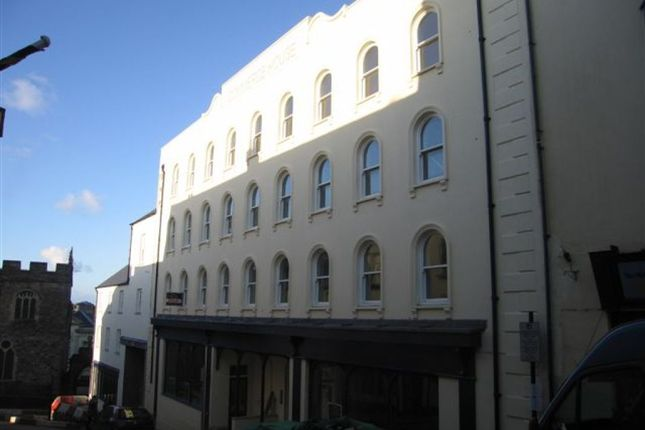 1 bed flat for sale in Commerce House, Market Street, Haverfordwest